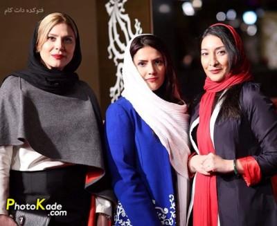 عکس فاطیمابهارمست - حمیرا ... - سحر دولتشاهی جشنوار فیلم فجر 94