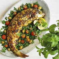 ماهی شکم پر | طرز تهیه ماهی شکم پر