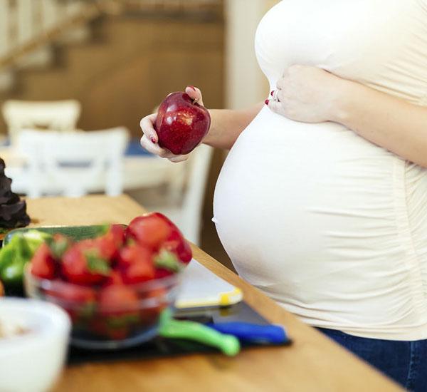 خواص روغن ماهی : بارداری سالم