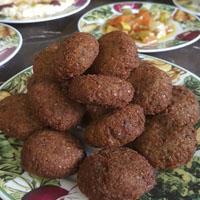 طرز تهیه فلافل لبنانی اصل خوشمزه و ترد خاص