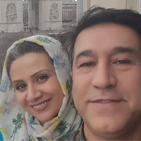 بیوگرافی فلورا سام و همسرش مجید اوجی + زندگی شخصی