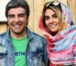 بیوگرافی خشایار الوند و همسرش