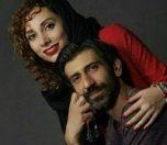 سینا رازانی و همسرش