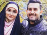 بیوگرافی مژده خنجری و همسرش