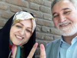بیوگرافی زهرا اشراقی و همسرش