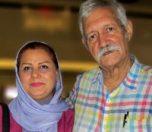بیوگرافی آتش تقی پور و همسرش