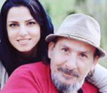 محمدرضا داوودنژاد و دخترش