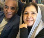 بیوگرافی افسر اسدی و همسرش