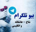 متن بیو تلگرام