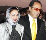 بیوگرافی کتایون ریاحی و همسرش