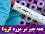 تقویت و درمان بدن برای ویروس کرونا