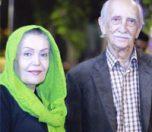 بیوگرافی داریوش اسدزاده و همسرش