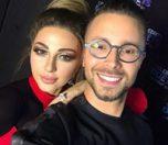 میریام فارس و همسرش دانی متری
