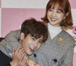 پارک هیونگ شیک و همسرش