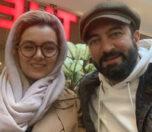عکس همسر مجید صالحی رامینه اکبری خادم