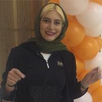 سفره هفت سین بازیگران ایرانی عید 95