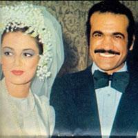 فریدون فرخزاد و همسرش + ببیوگرافی کامل