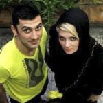 فرهاد ظریف و همسرش + بیوگرافی و دخترش و طلاق