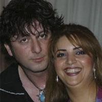 بیوگرافی فرشید امین و همسرش + زندگی شخصی با عکس