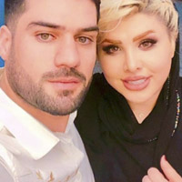بیوگرافی فرشاد محمدی مهر و همسرش + زندگی شخصی