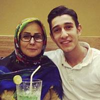 فرزان عاشورزاده عکس خانوادگی + بیوگرافی