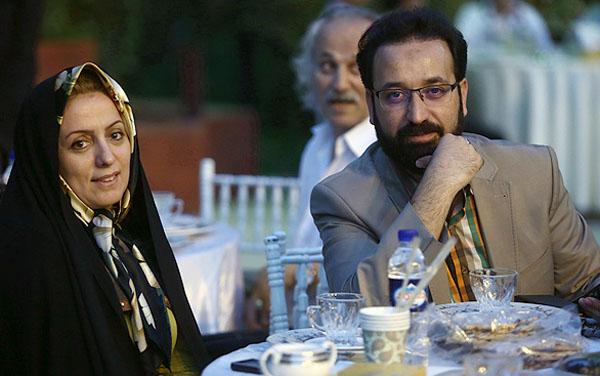 عکس فرزاد جمشیدی و همسرش + بیوگرافی کامل