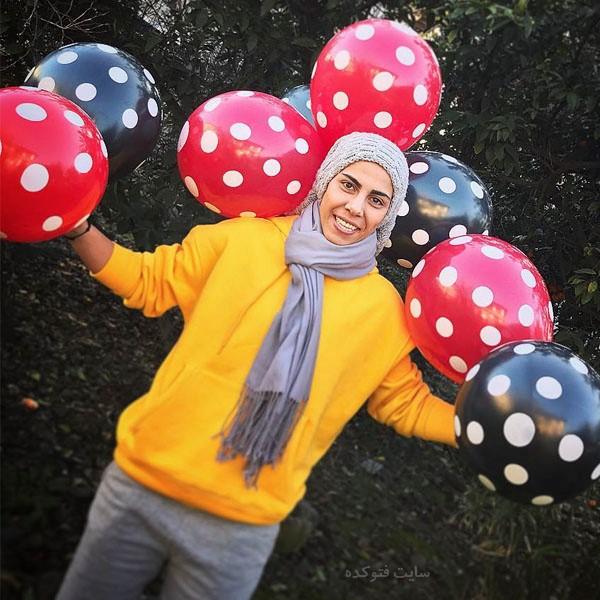 بیوگرافی فرزانه توسلی بازیکن فوتسال + زندگی شخصی