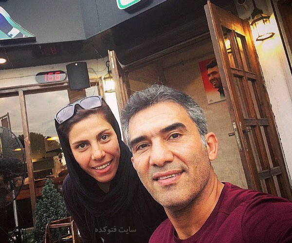 عکس فرزانه توسلی  و احمدرضا عابدزاده + بیوگرافی