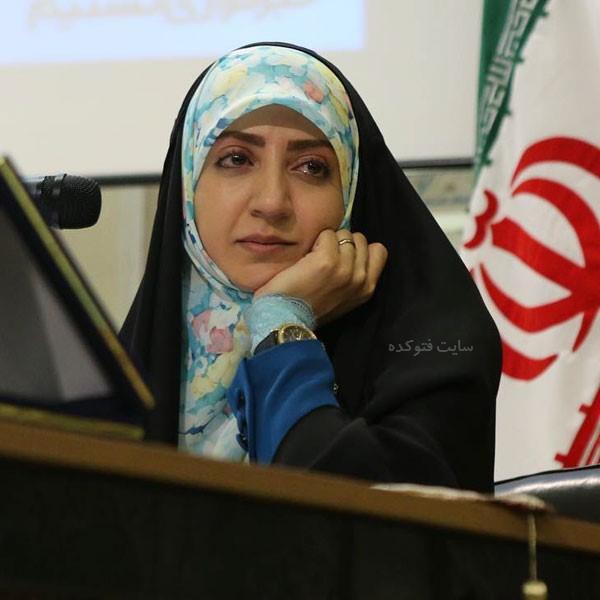 عکس های فضه سادات حسینی