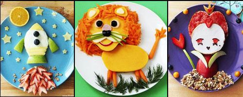 مدل تزئین ظرف غذای کودک,تزئین ظرف غذای بچه,عکس مدل های تزئین بشقاب کودک,مدلهای جذاب و لذیذ از تزئین و شکلک های غذای بچه,نحوی تزئین بشقاب غذای کودک,غذای کودک