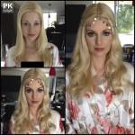 عکس های جالب از معجزه آرایش زنان