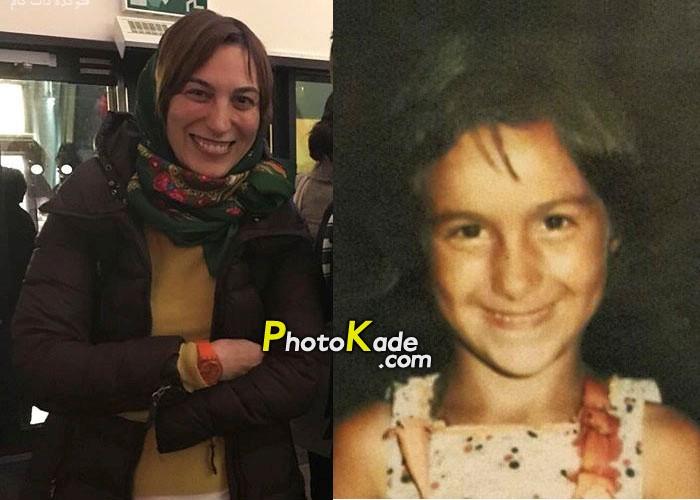 عکس کودکی فلامک جنیدی,عکس بچگی فلامک جنیدی