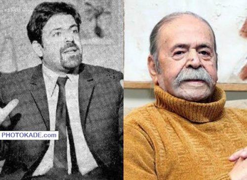 عکس محمد علی کشاور قبل و بعد از انقلاب