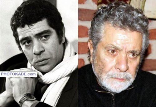 عکس بهروز وثوقی قبل و بعد از انقلاب