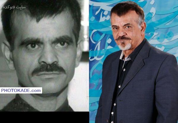 عکس مهدی فخیم زاده قبل و بعد از انقلاب