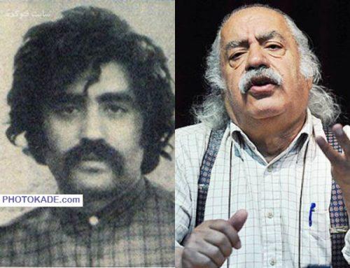 عکس بهزاد فراهانی قبل و بعد از انقلاب