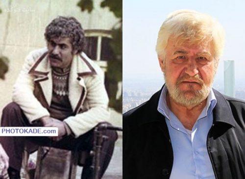 عکس عنایت بخشی قبل و بعد از انقلاب