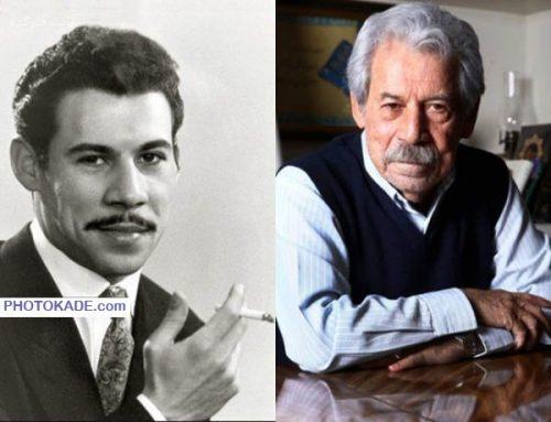 عکس داوود رشیدی قبل و بعد از انقلاب