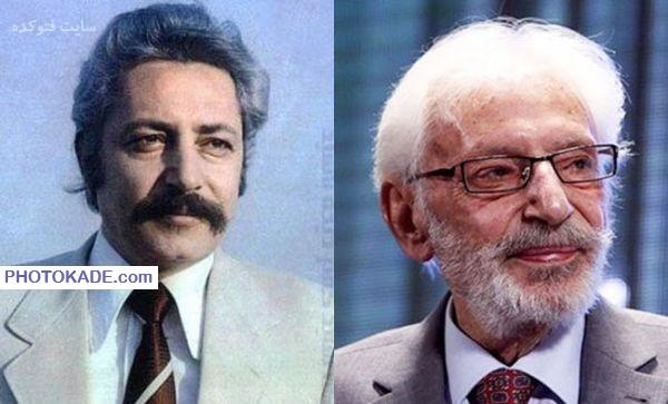 عکس جمشید مشایخی قبل و بعد از انقلاب