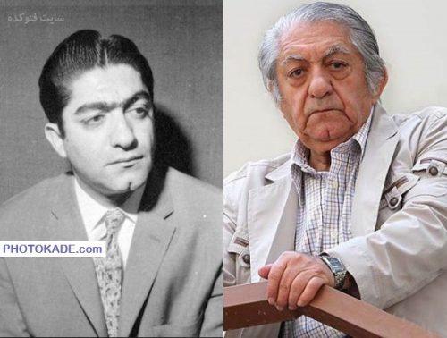 عکس عزت اله انتظامی قبل و بعد از انقلاب