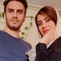 بیوگرافی گلاره ناظمی داور و همسرش + زندگی شخصی