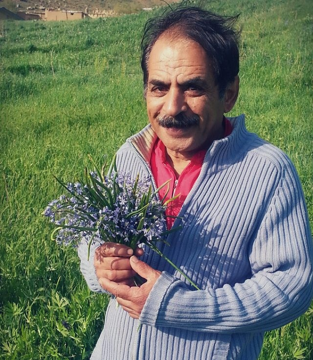عکس و بیوگرافی آقا رشید بازیگر