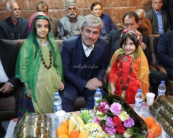غلامرضا تاجگردون کیست و ماجرای همسرش