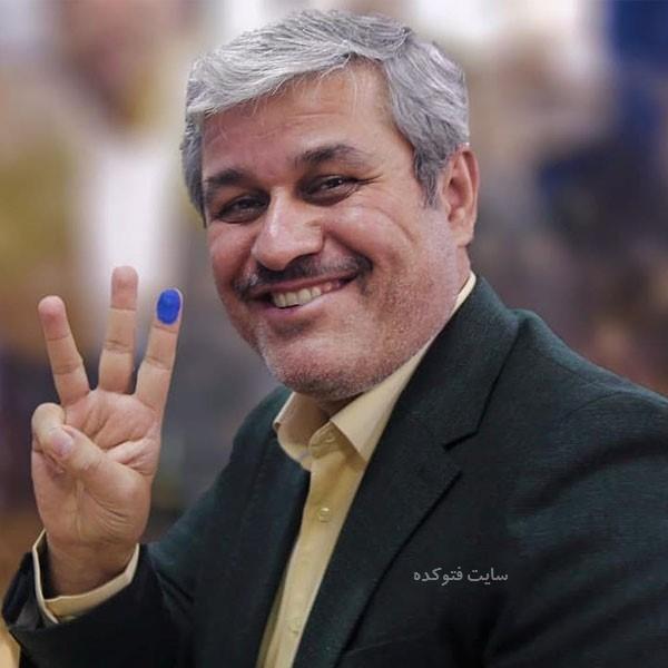 بیوگرافی غلامرضا تاجگردون نمانیده مجلس گچساران