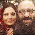 بیوگرافی سولماز غنی و همسرش علی رحیمی + زندگی شخصی