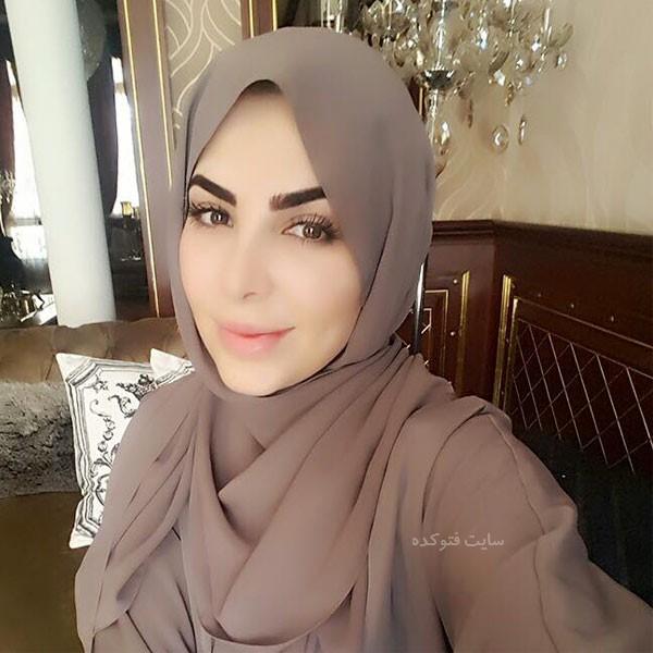 عکس و بیوگرافی غزل سادات خواننده