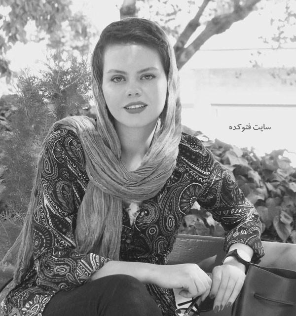 بیوگرافی غزال نظر بازیگر سریال ملکاوان