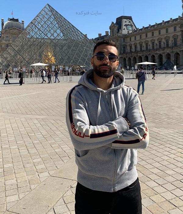 سامان قدوس بازیکن فوتبال کیست + بیوگرافی کامل