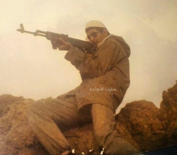 غلام دلشاد در جنگ ایران و عراق قبل از جانبازی