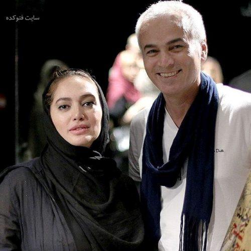 عکس قربان نجفی و صبا کمالی + زندگینامه